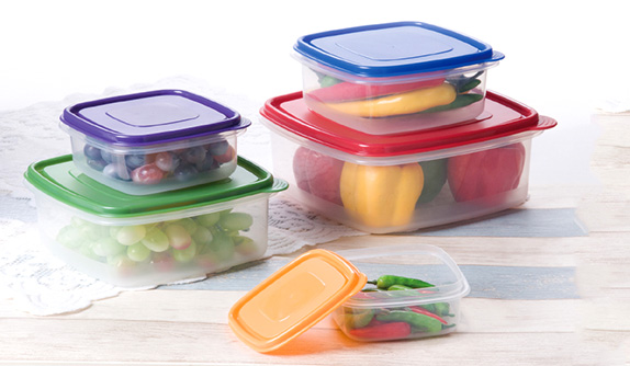 injection product plastic injection airtight storage box Innovative Houseware